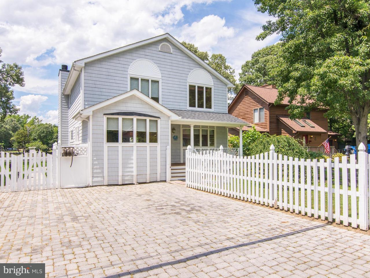 Частный односемейный дом для того Продажа на 4962 Lerch Drive 4962 Lerch Drive Shady Side, Мэриленд 20764 Соединенные Штаты