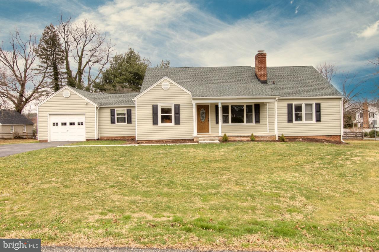 Single Family Home for Sale at 12701 Wilson Avenue 12701 Wilson Avenue Fork, Maryland 21051 United States