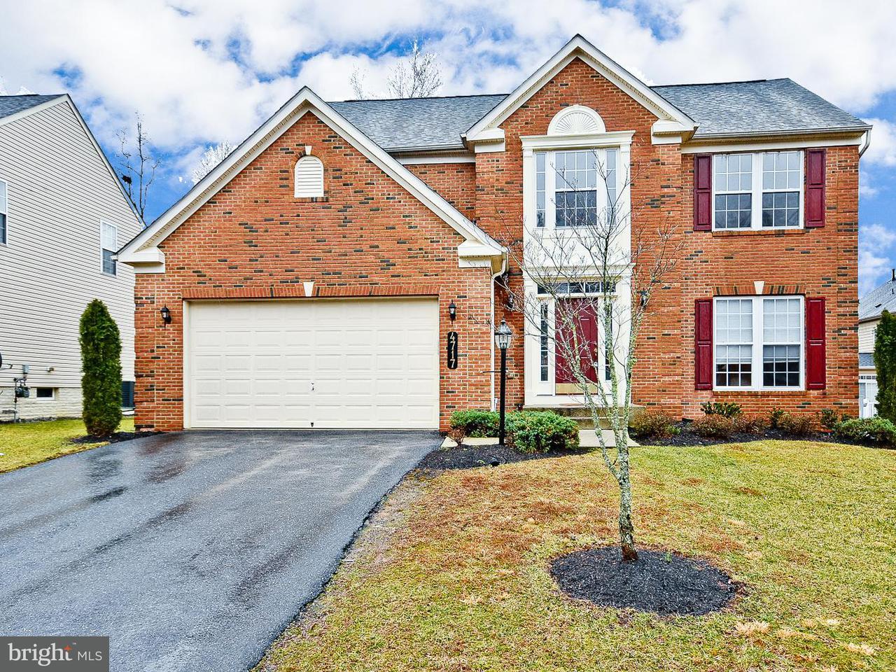 Casa Unifamiliar por un Venta en 4717 River Creek Ter 4717 River Creek Ter Beltsville, Maryland 20705 Estados Unidos
