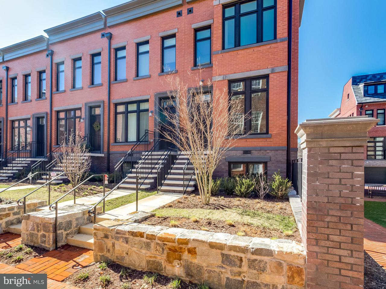 Single Family for Sale at 413 Guethler's Way SE Washington, District Of Columbia 20003 United States