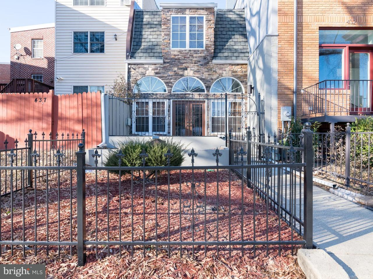 Single Family for Sale at 435 Rhode Island Ave NW Washington, District Of Columbia 20001 United States