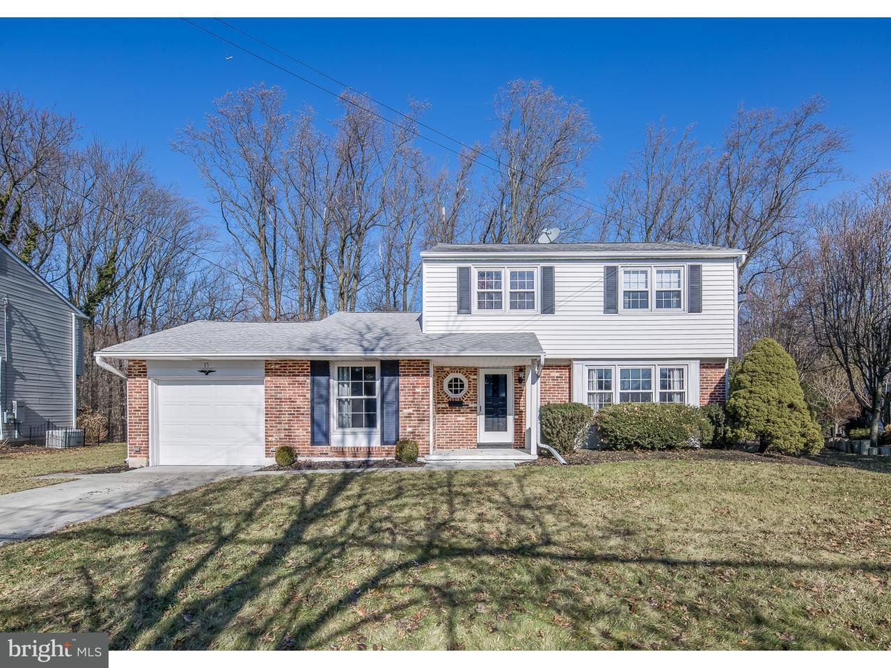 Частный односемейный дом для того Продажа на 17 PARKVIEW Road Stratford, Нью-Джерси 08084 Соединенные Штаты