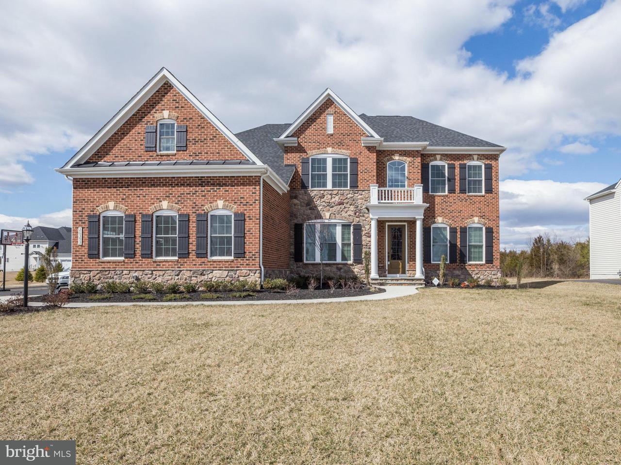 Maison unifamiliale pour l Vente à 26393 Linton Pasture Place 26393 Linton Pasture Place Centreville, Virginia 20120 États-Unis