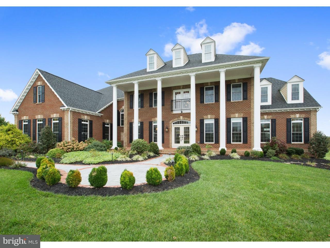 Maison unifamiliale pour l Vente à 110 HIDDEN POND Drive Chadds Ford, Pennsylvanie 19317 États-Unis