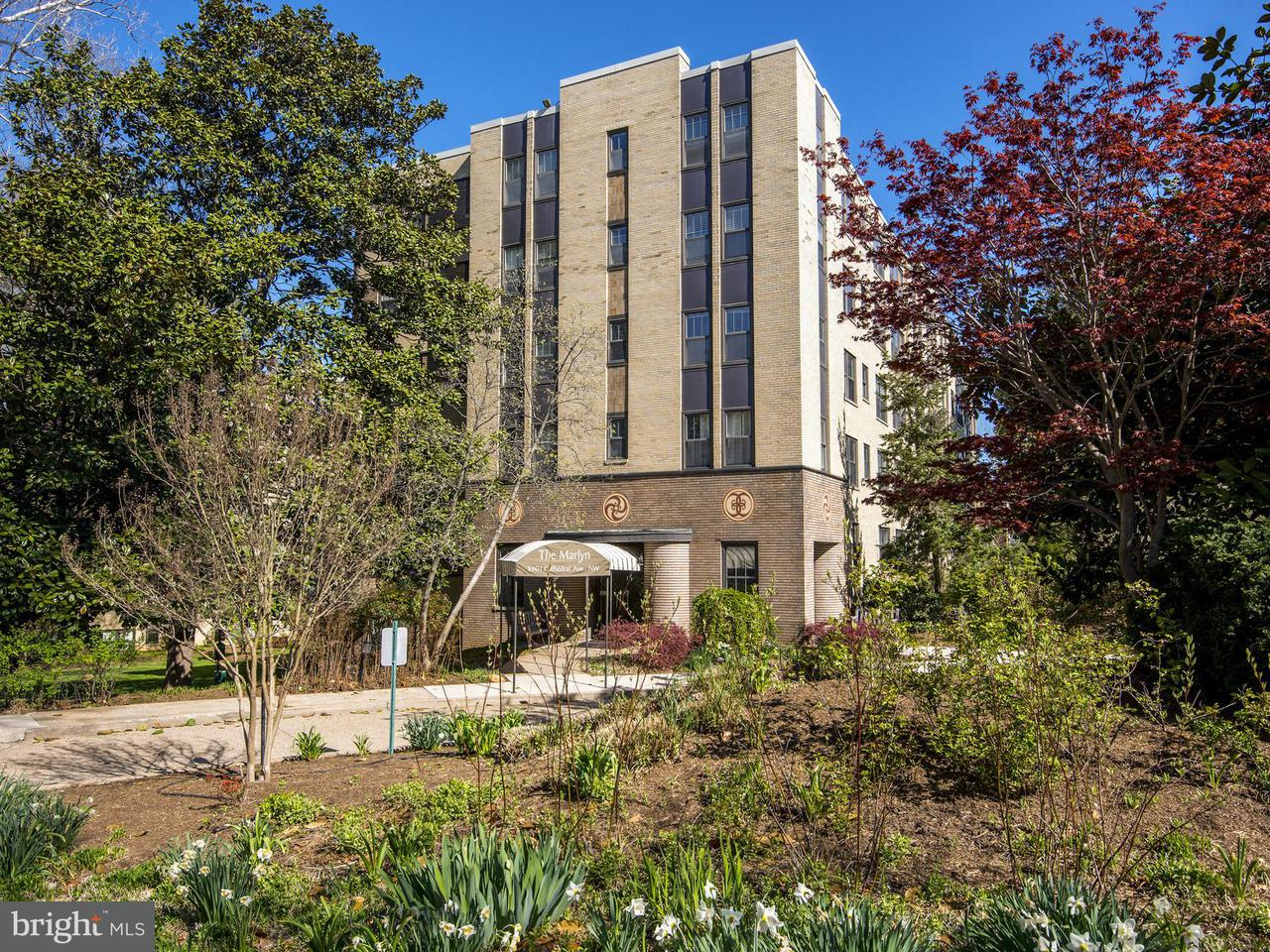 Condominium for Sale at 3901 Cathedral Ave NW #220 Washington, District Of Columbia 20016 United States