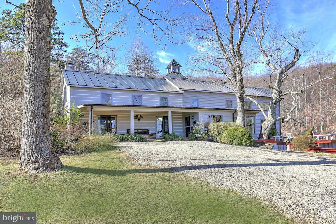 Farm for Sale at 6315 Pig Mountain Rd Free Union, Virginia 22940 United States