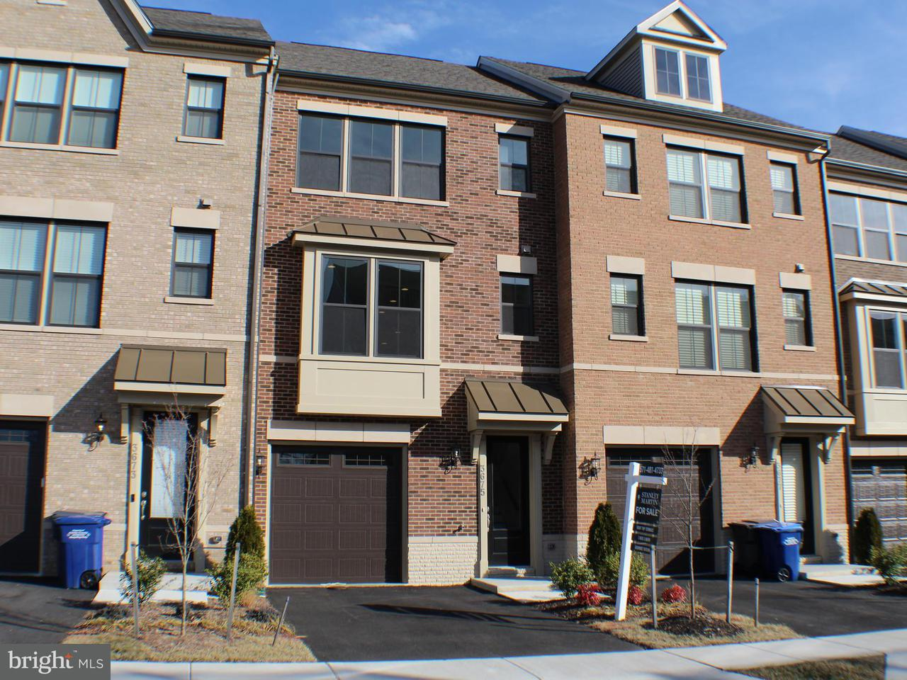 Townhouse for Sale at 3675 Ambrose Hills Road 3675 Ambrose Hills Road Falls Church, Virginia 22041 United States