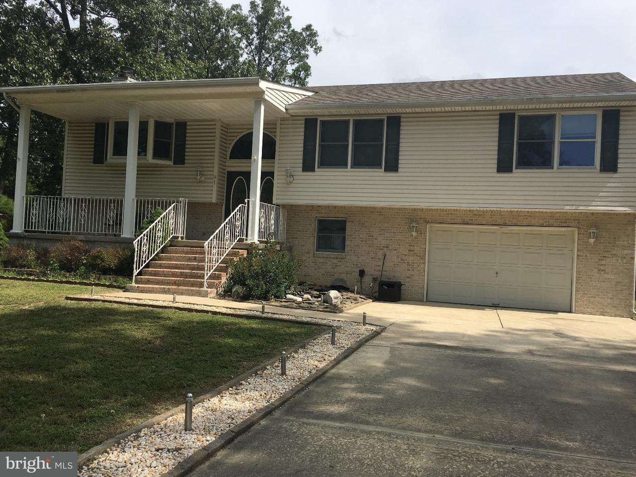 Maison unifamiliale pour l Vente à 81 E WOODBURN Avenue Pine Hill, New Jersey 08021 États-Unis