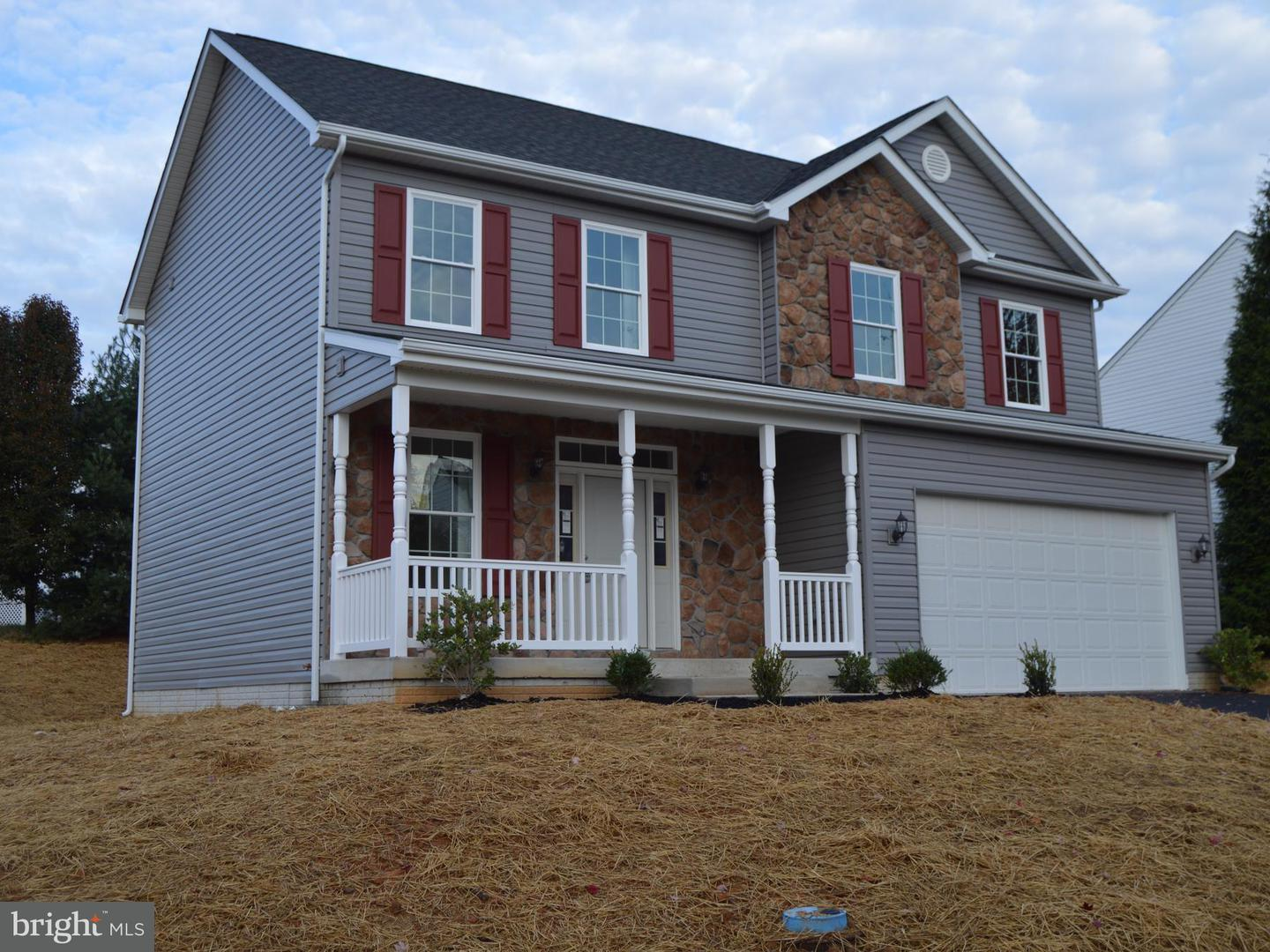 Single Family for Sale at 151 Maddex Square Dr Shepherdstown, West Virginia 25443 United States