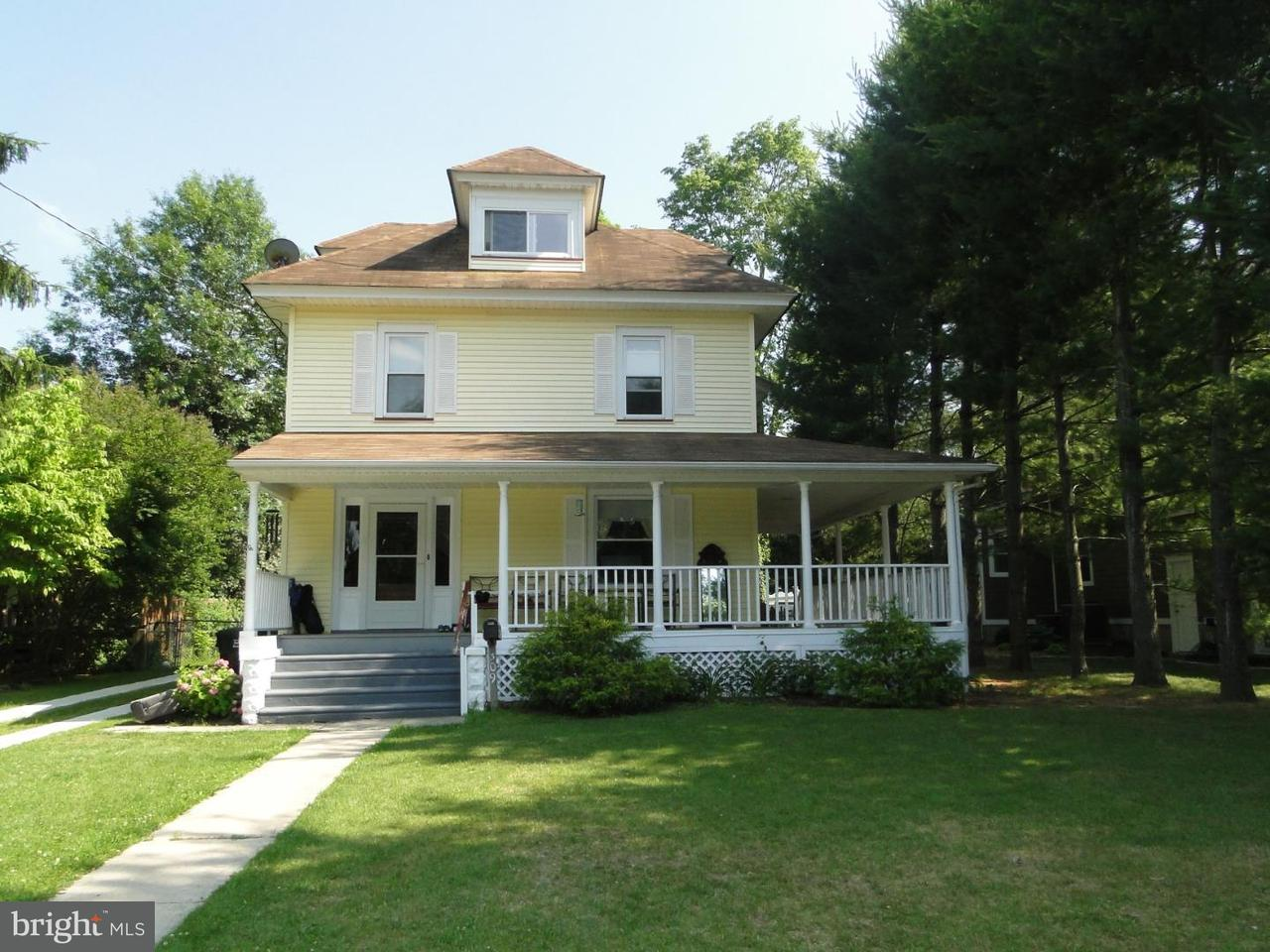 Maison unifamiliale pour l à louer à 309 PITMAN Avenue Pitman, New Jersey 08071 États-Unis