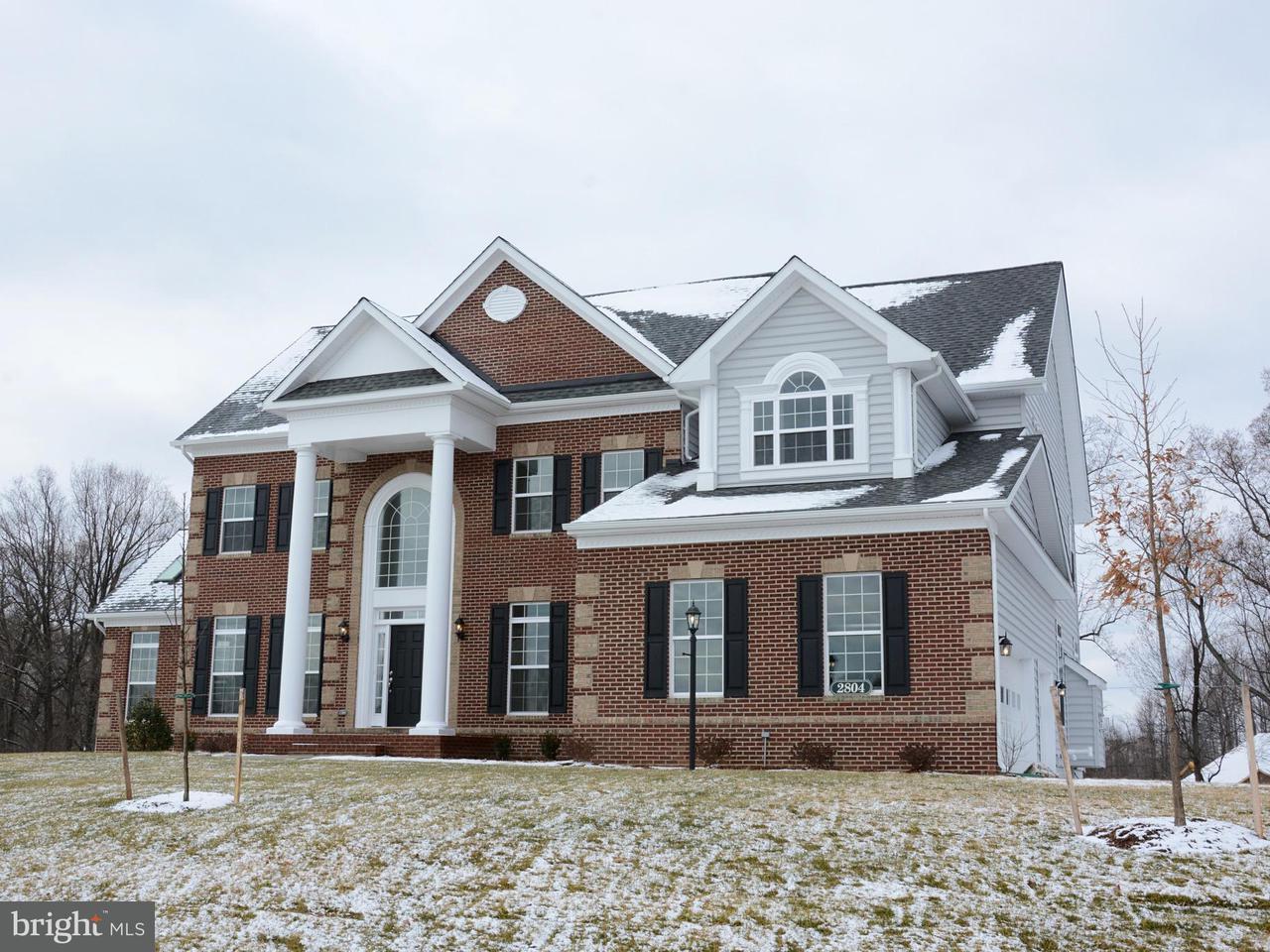 獨棟家庭住宅 為 出售 在 7344 Tottenham Drive 7344 Tottenham Drive White Plains, 馬里蘭州 20695 美國