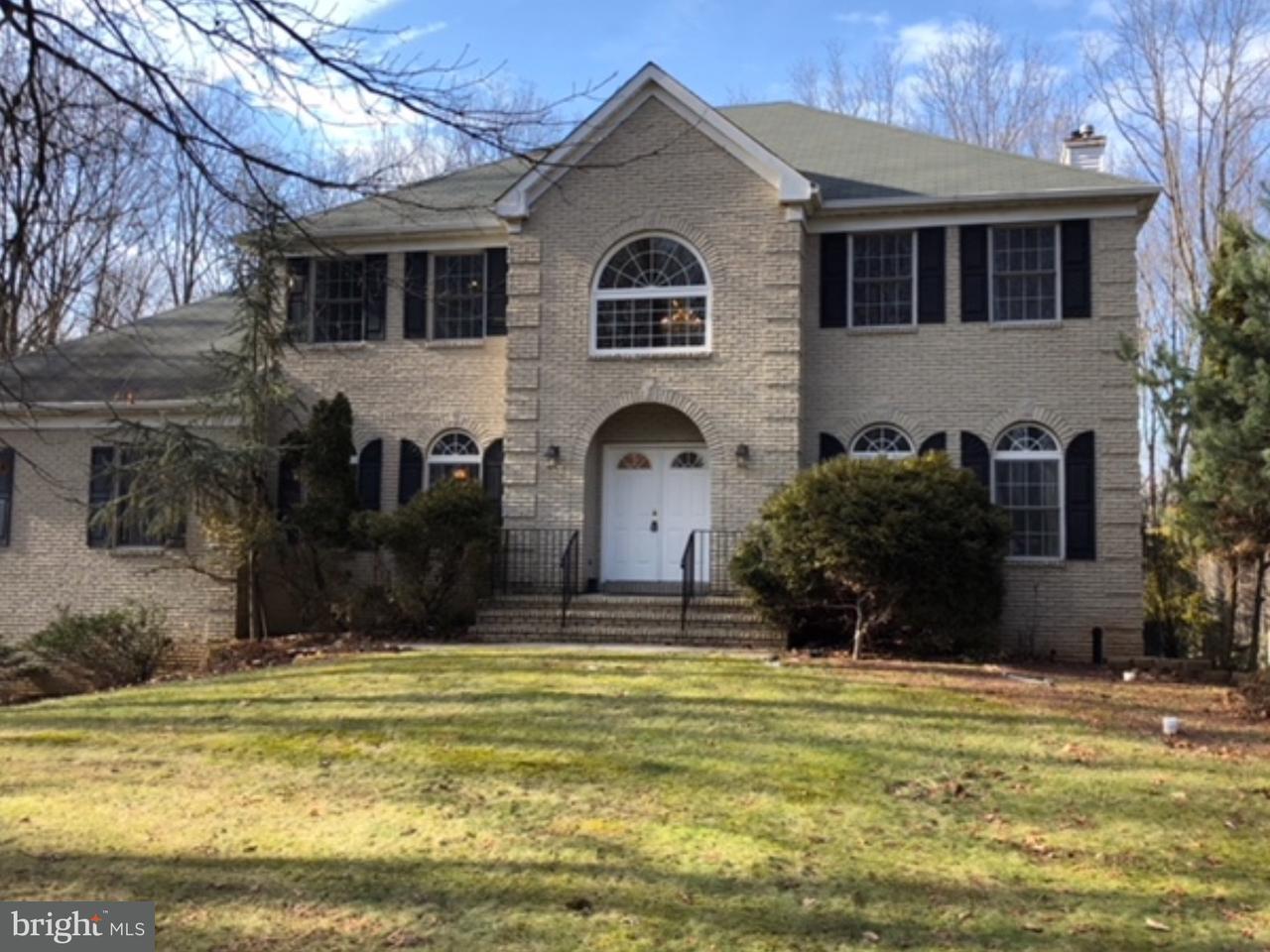 独户住宅 为 销售 在 10 COTTRELL Drive Clarksburg, 新泽西州 08510 美国