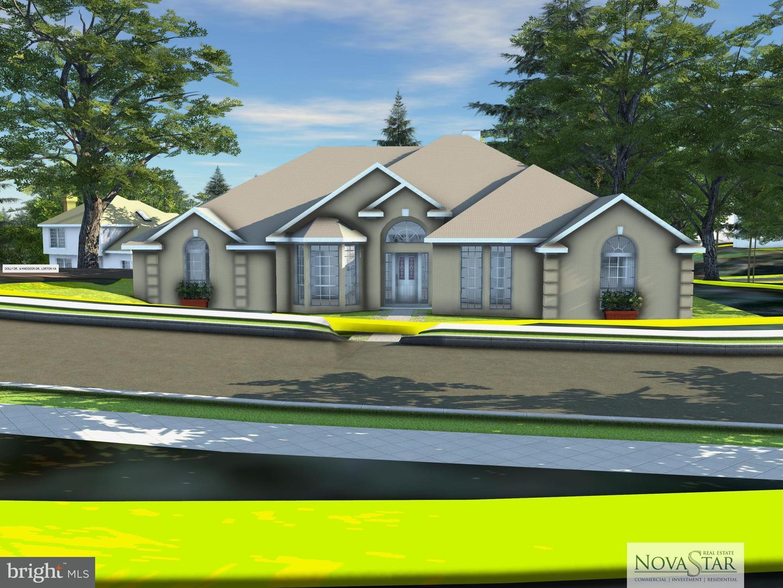 Land for Sale at 7712 James Pl Mason Neck, Virginia 22079 United States