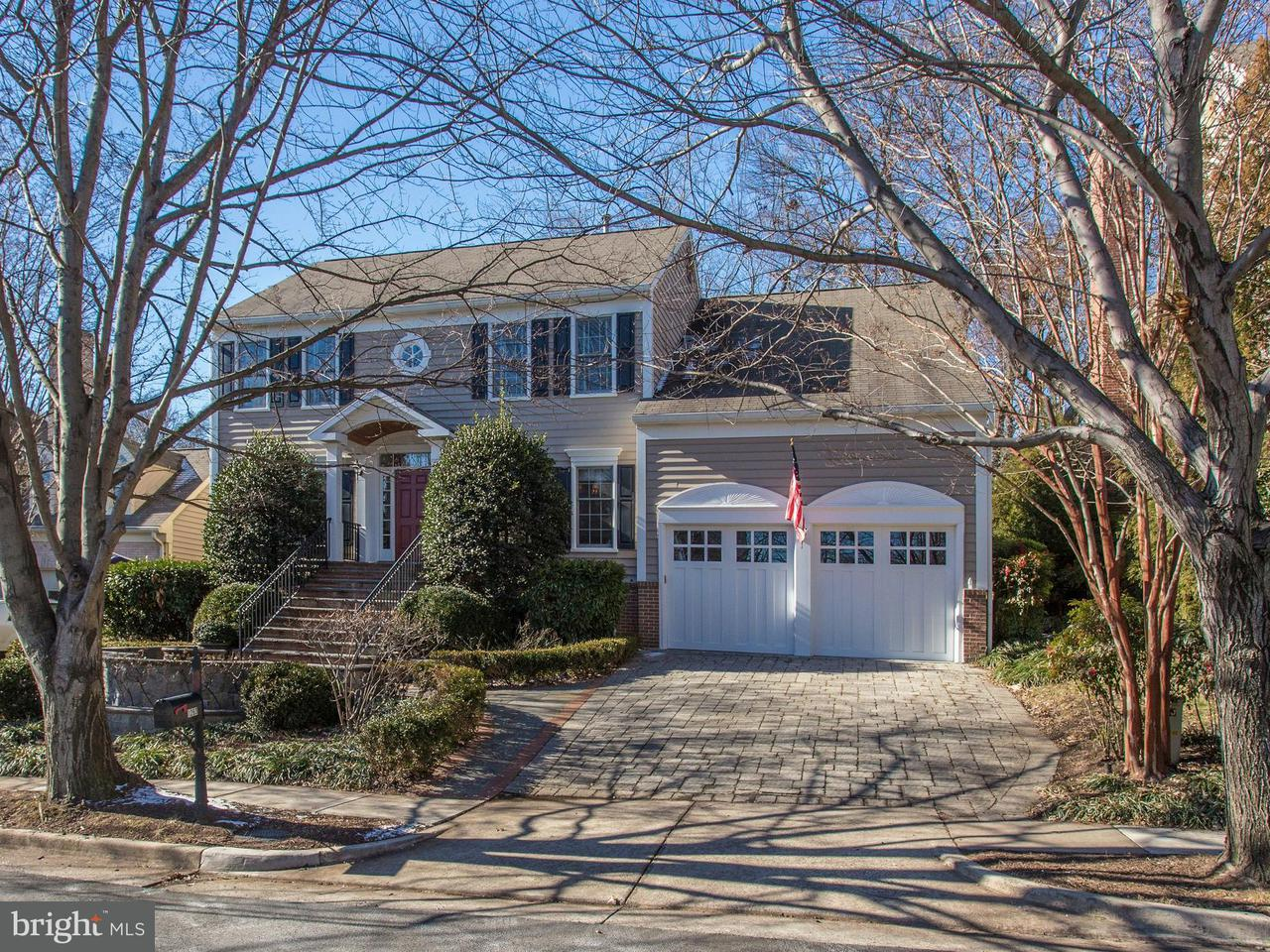 Single Family for Sale at 1263 Dartmouth Ct Alexandria, Virginia 22314 United States