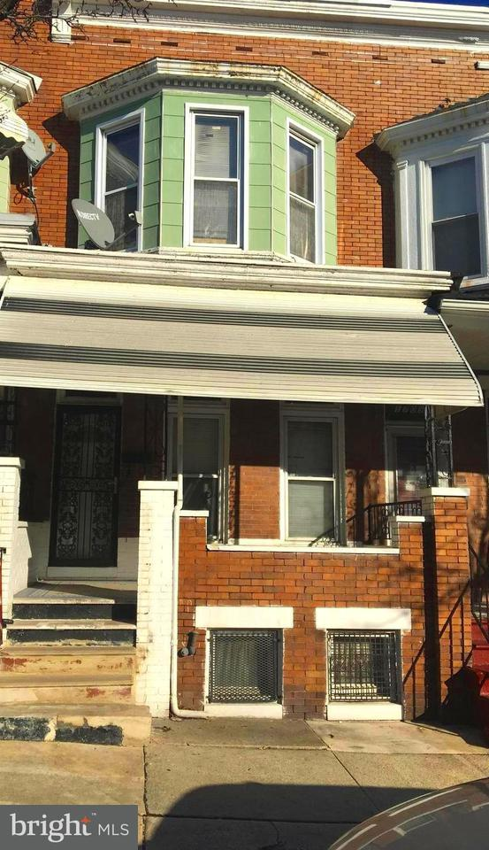 Single Family for Sale at 1711 Moreland Ave Baltimore, Maryland 21216 United States
