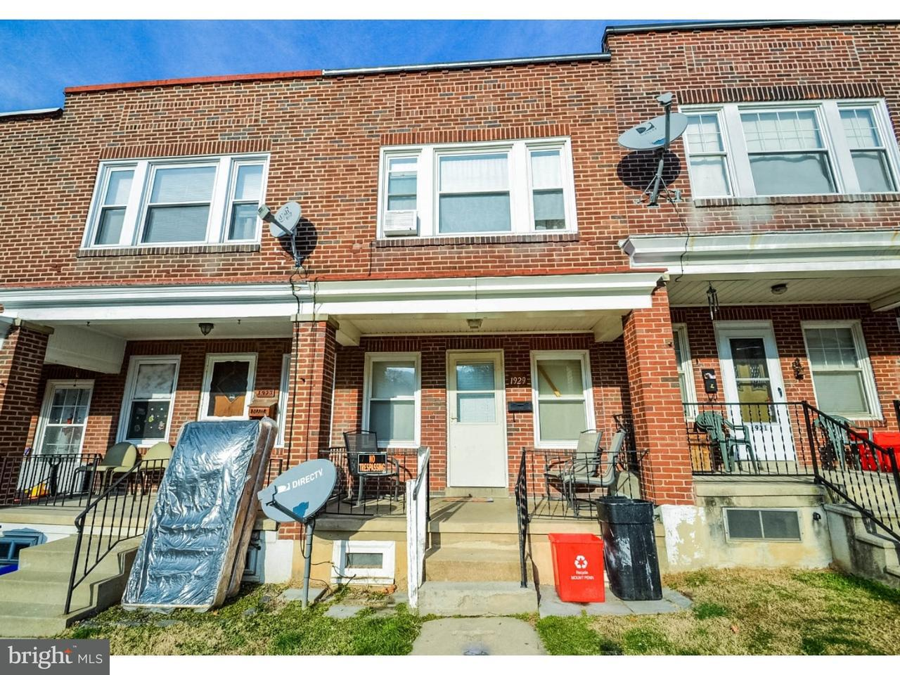 Townhouse for Sale at 1929 WOODVALE Avenue Mount Penn, Pennsylvania 19606 United States