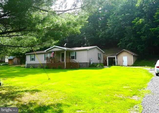 Single Family for Sale at 20603 Mcmullen Hwy SW Rawlings, Maryland 21557 United States
