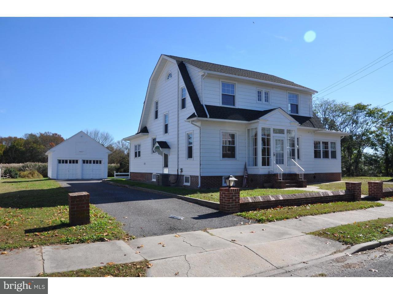 独户住宅 为 销售 在 2526 HIGH Street Port Norris, 新泽西州 08349 美国