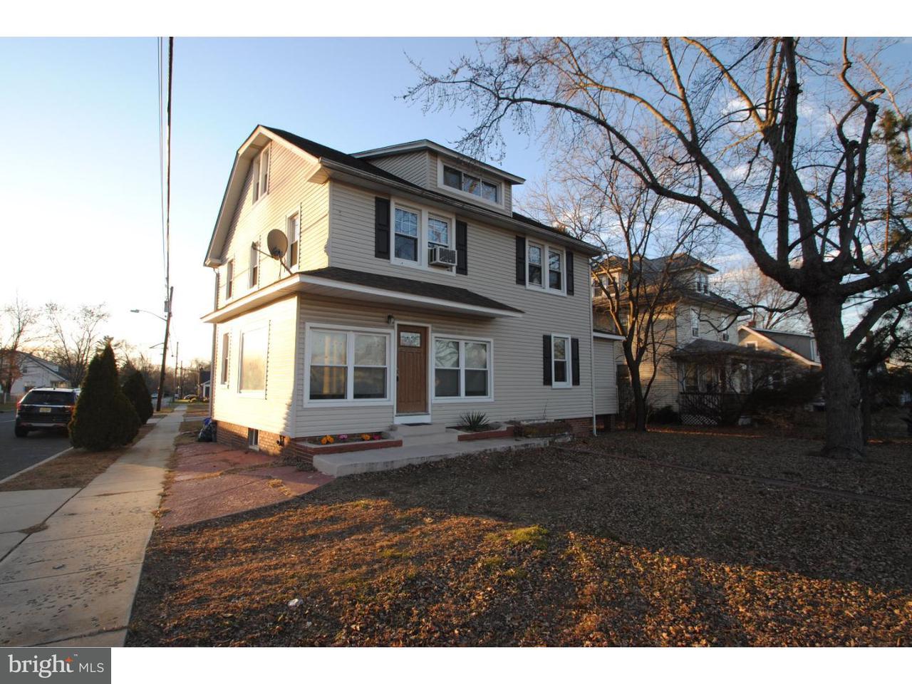 独户住宅 为 出租 在 1214T HIGH Street Burlington, 新泽西州 08016 美国