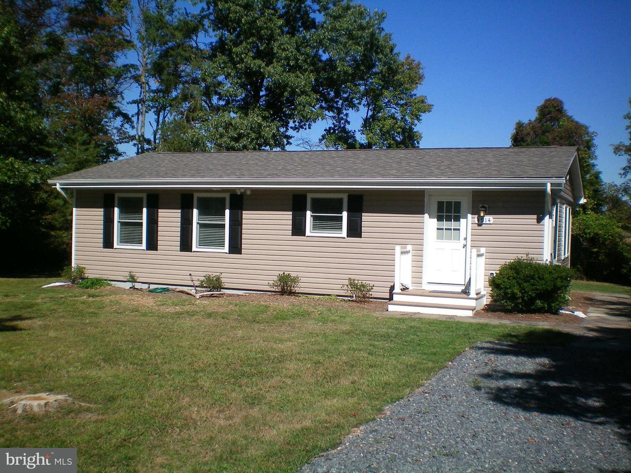 Other Residential for Rent at 4914 Goose Creek Rd Shady Side, Maryland 20764 United States
