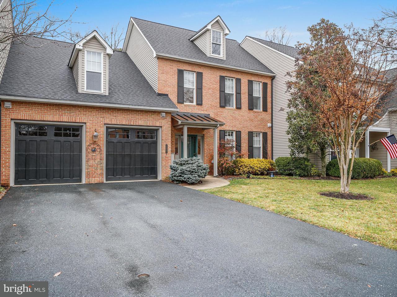 Maison accolée pour l Vente à 28898 Jasper Lane 28898 Jasper Lane Easton, Maryland 21601 États-Unis