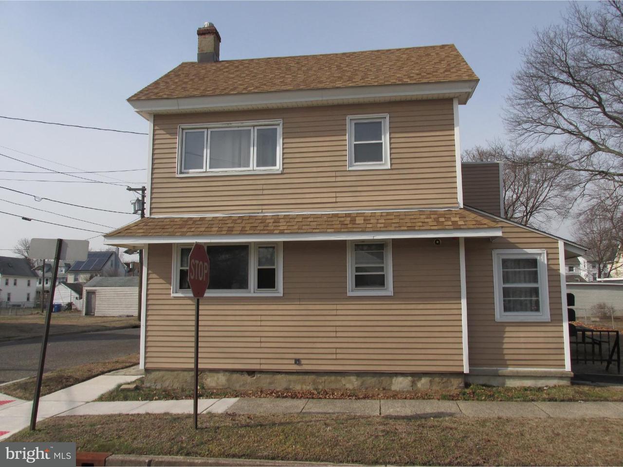 триплекс для того Аренда на 500 POPLAR ST #1 Delanco Township, Нью-Джерси 08075 Соединенные Штаты