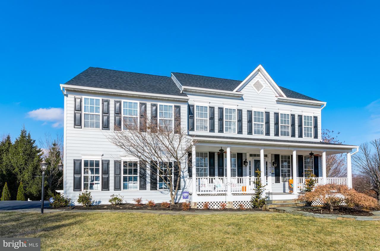Maison unifamiliale pour l Vente à 21404 Sturman Place 21404 Sturman Place Broadlands, Virginia 20148 États-Unis