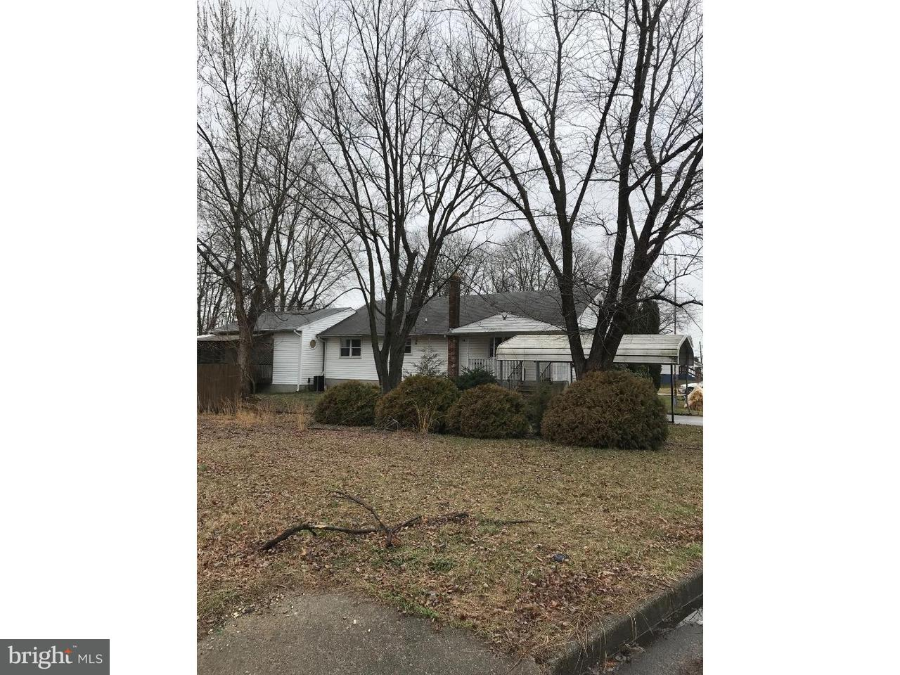 Casa Unifamiliar por un Venta en 3 COVE Road Penns Grove, Nueva Jersey 08069 Estados Unidos
