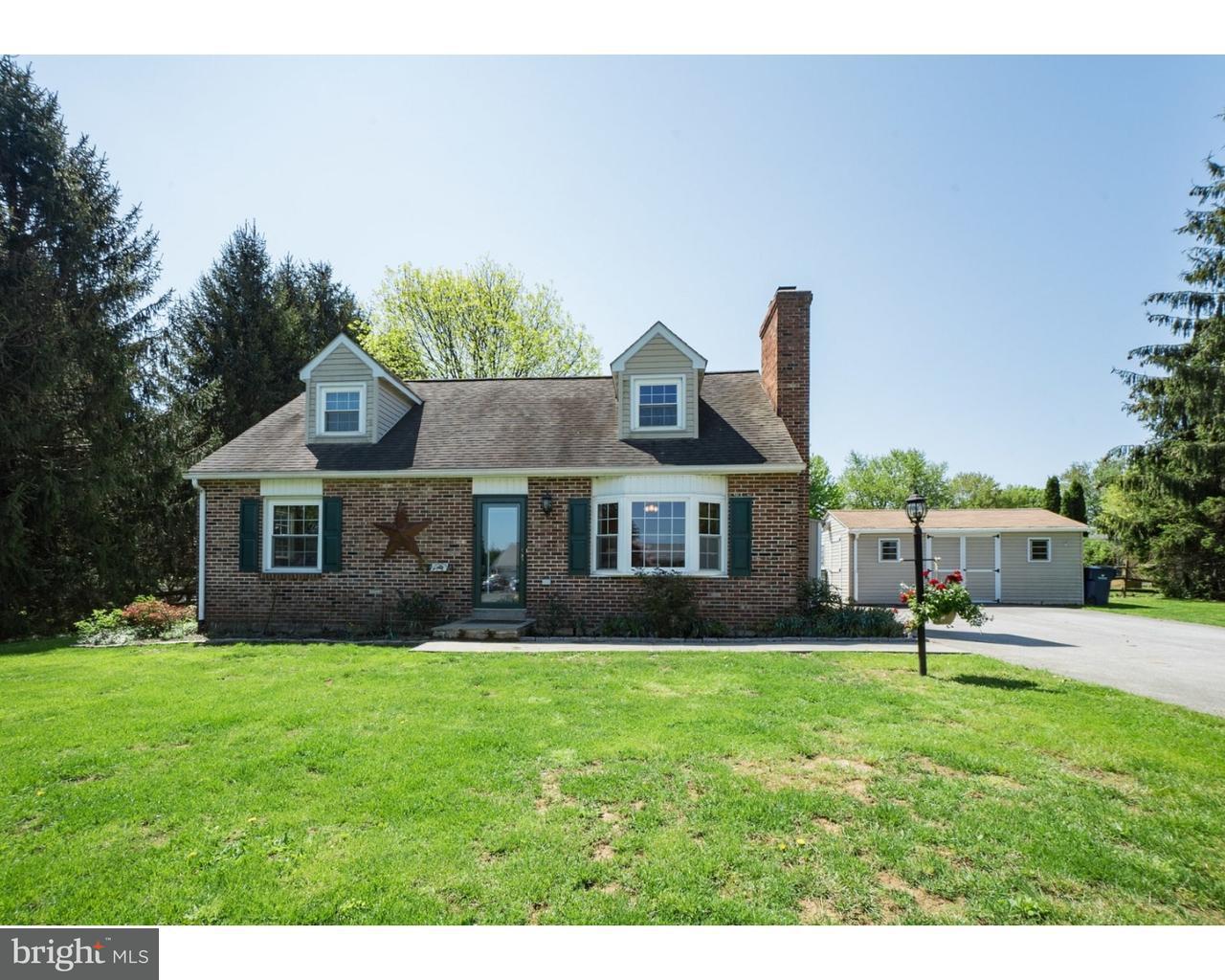 独户住宅 为 销售 在 68 HOLSTEIN Drive Parkesburg, 宾夕法尼亚州 19365 美国