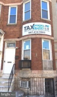 Commercial for Sale at 1637 North Ave Baltimore, Maryland 21217 United States
