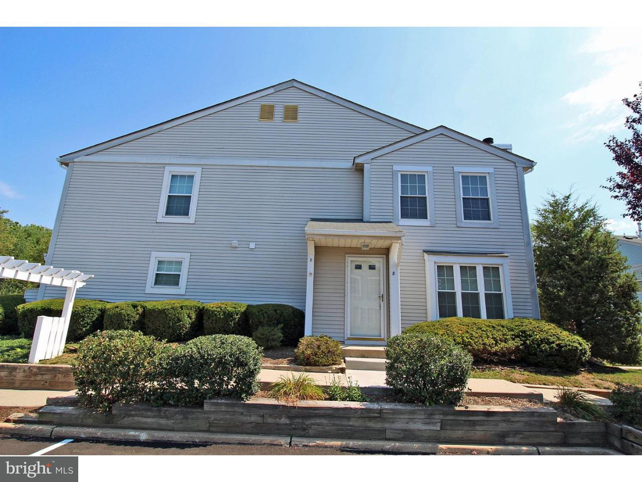 Townhouse for Rent at 8 ALMOND Drive Somerset, New Jersey 08873 United StatesMunicipality: Franklin Township