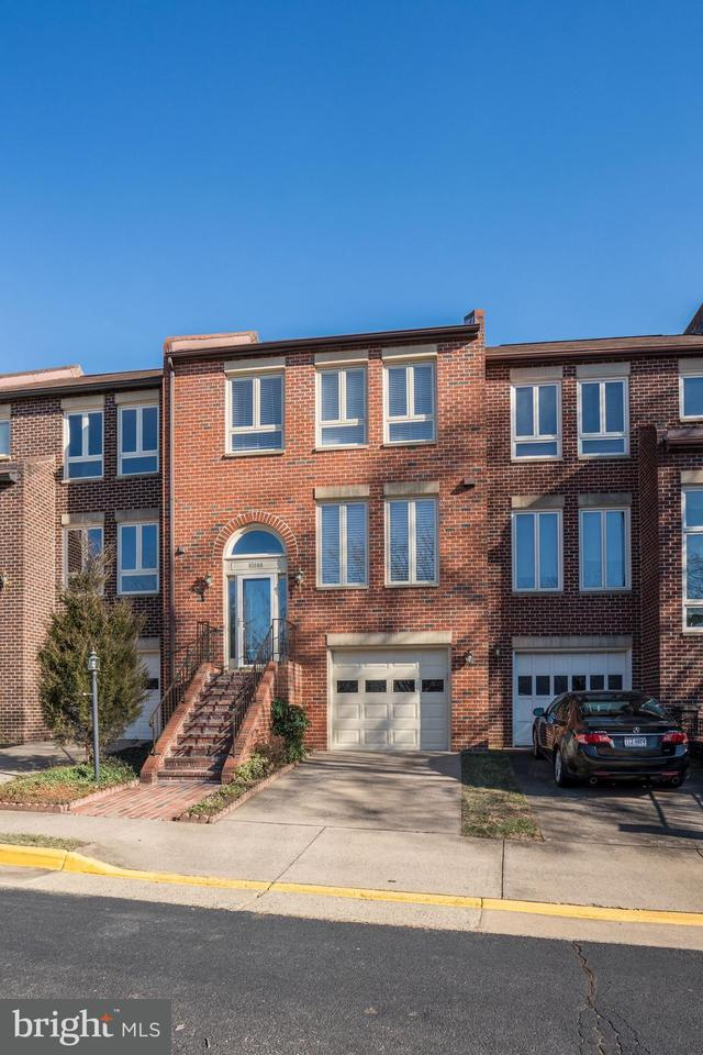 Townhouse for Sale at 10188 Turnberry Place 10188 Turnberry Place Oakton, Virginia 22124 United States