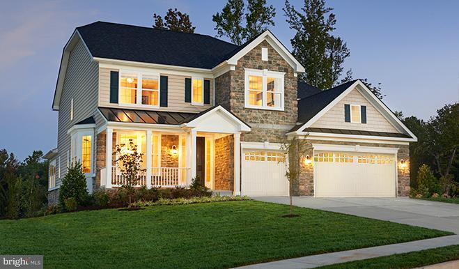 Casa Unifamiliar por un Venta en 9 Elm Street 9 Elm Street Stafford, Virginia 22554 Estados Unidos
