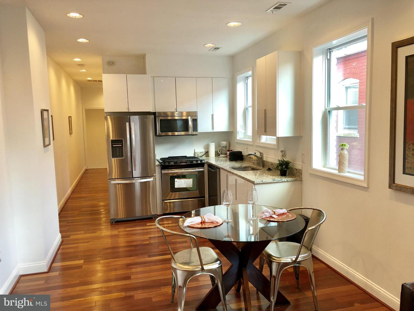 Single Family for Sale at 18 Bates St NW #2 Washington, District Of Columbia 20001 United States