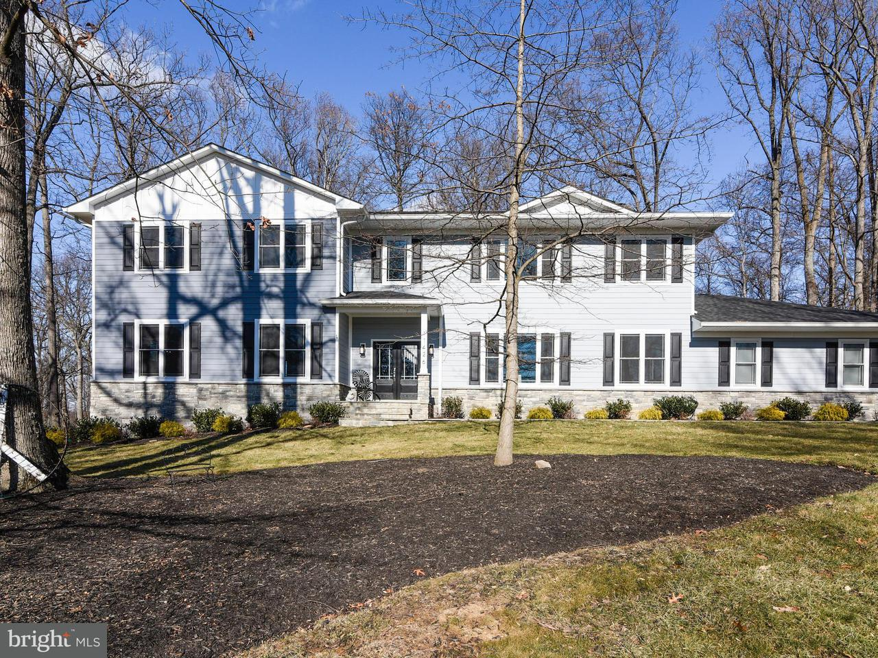 Single Family Home for Sale at 11426 Valley Road 11426 Valley Road Fairfax, Virginia 22033 United States