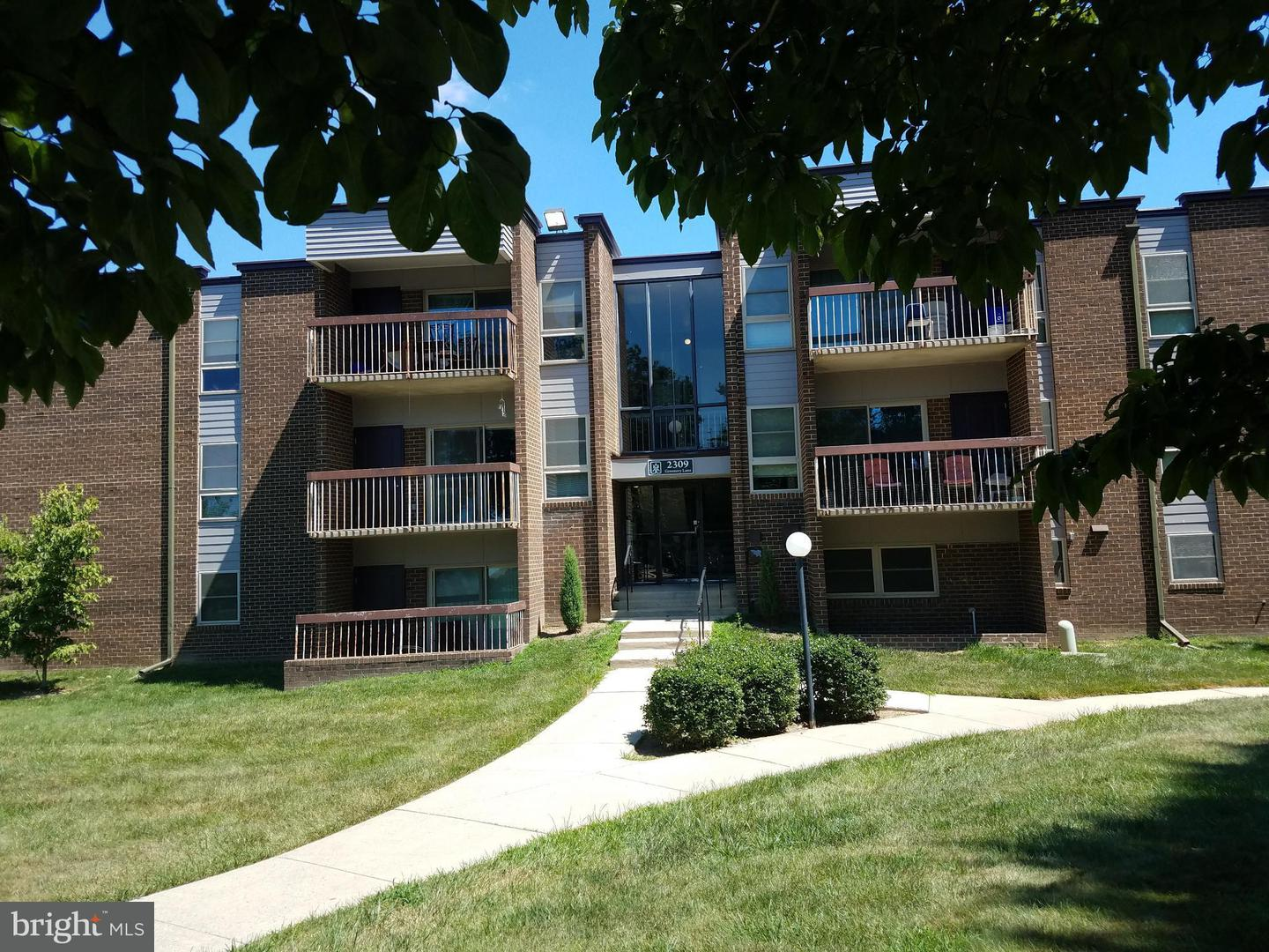 Single Family for Sale at 2309 Greenery Ln #101-1 Silver Spring, Maryland 20906 United States