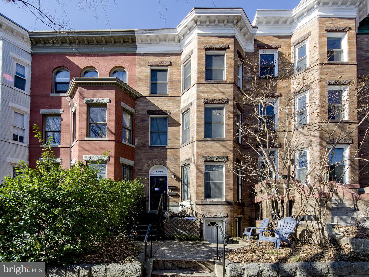 Townhouse for Sale at 3160 18th St Nw 3160 18th St Nw Washington, District Of Columbia 20010 United States