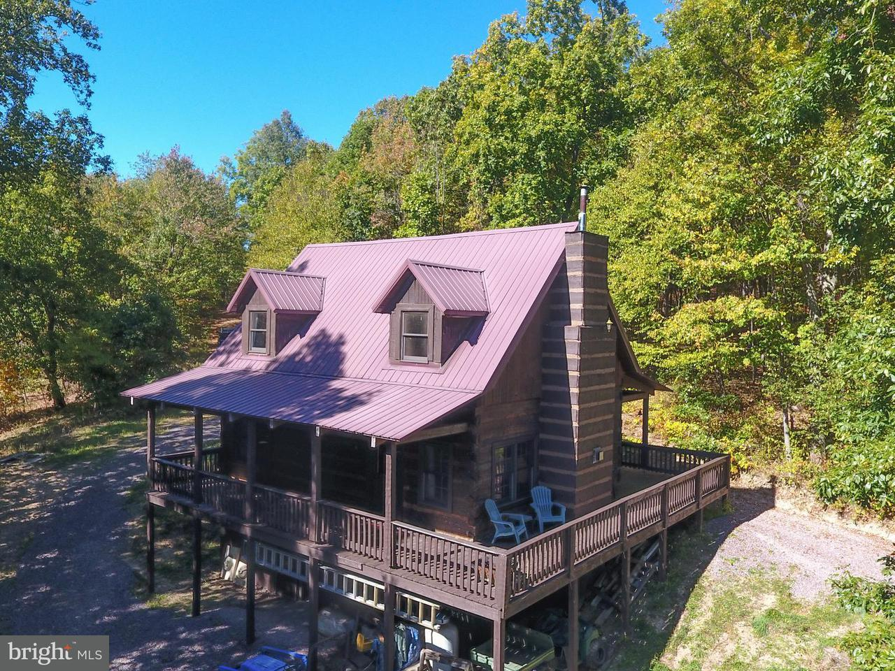Single Family for Sale at 730 Sand Spring Rd Friendsville, Maryland 21531 United States