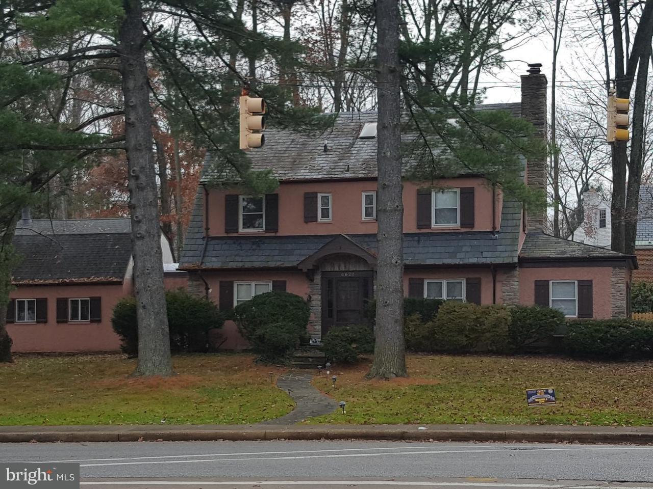 Single Family for Sale at 6620 Cross Country Blvd Baltimore, Maryland 21215 United States