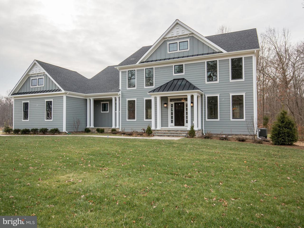 Eensgezinswoning voor Verkoop een t 1602 Misty Manor Way 1602 Misty Manor Way Millersville, Maryland 21108 Verenigde Staten