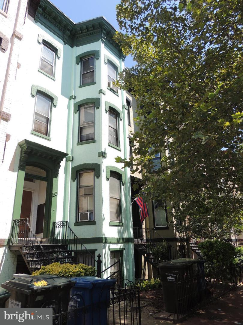 Single Family for Sale at 1329 Q St NW Washington, District Of Columbia 20009 United States