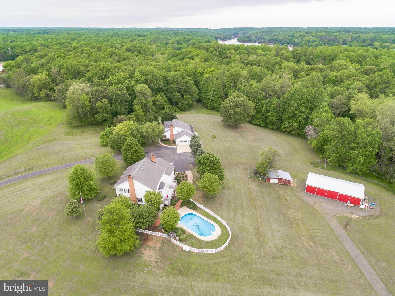 Farm for Sale at 2425 Garrity Road 2425 Garrity Road St. Leonard, Maryland 20685 United States
