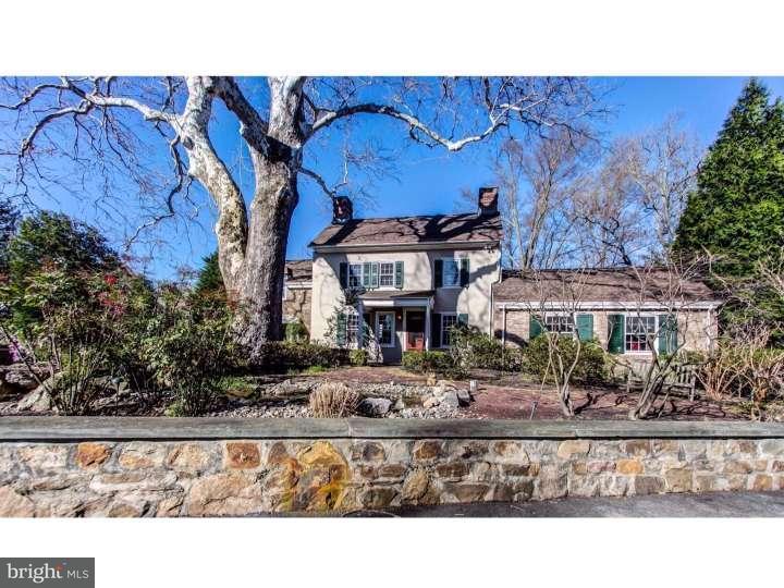独户住宅 为 销售 在 401 WALMERE WAY Blue Bell, 宾夕法尼亚州 19422 美国