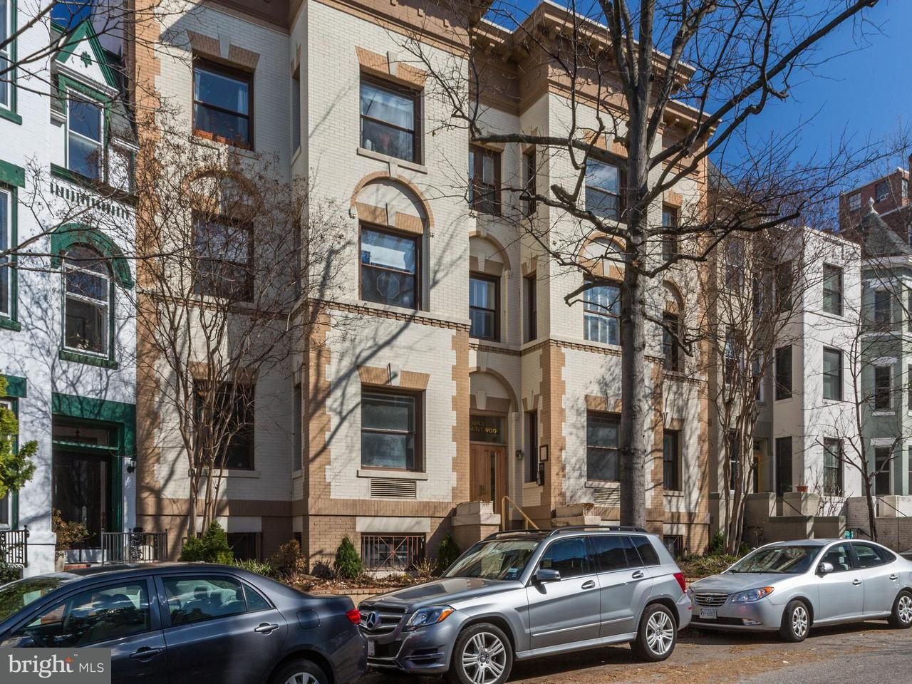 Single Family for Sale at 1843 Mintwood Pl NW #110 Washington, District Of Columbia 20009 United States