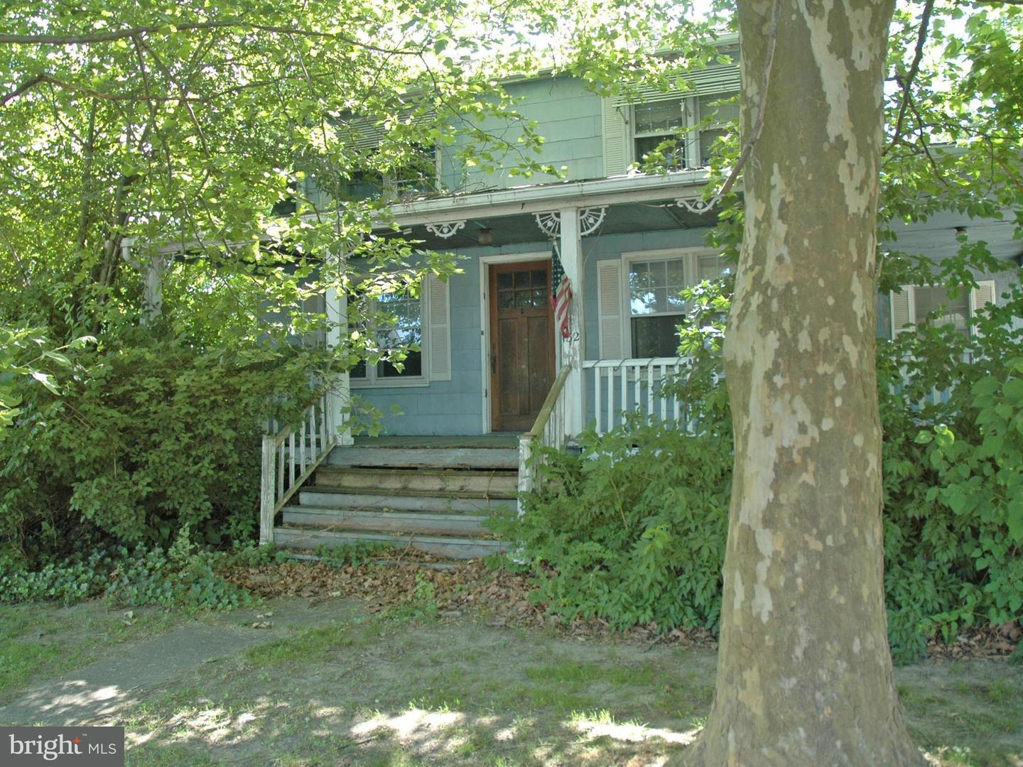 Single Family for Sale at 132 Bohemia Ave S Cecilton, Maryland 21913 United States