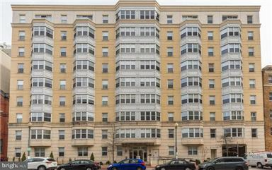 Property for sale at 1111 11Th St Nw #607, Washington,  DC 20001