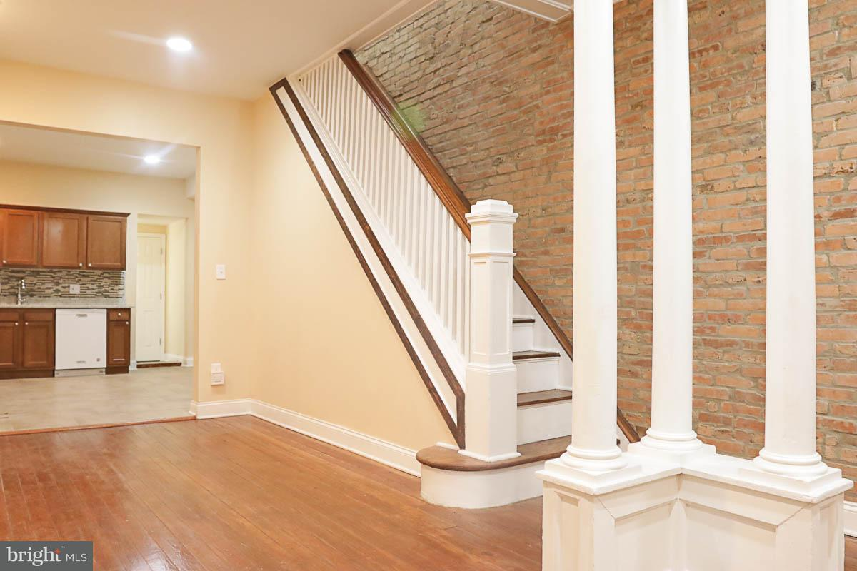 Single Family for Sale at 40 Gorman Ave N Baltimore, Maryland 21223 United States
