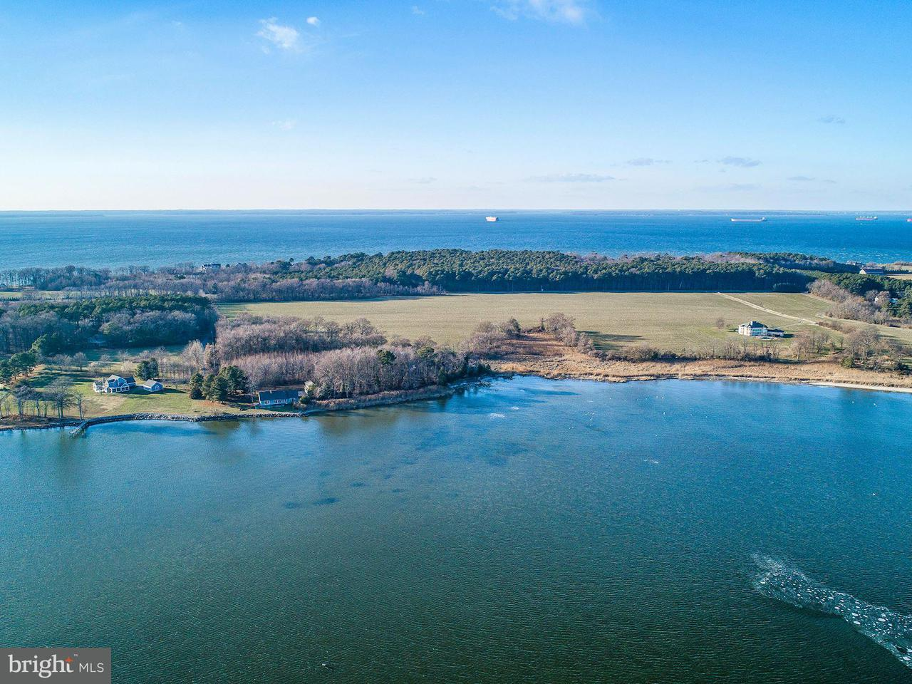Land for Sale at Lot 8 Kent Point Road Lot 8 Kent Point Road Stevensville, Maryland 21666 United States