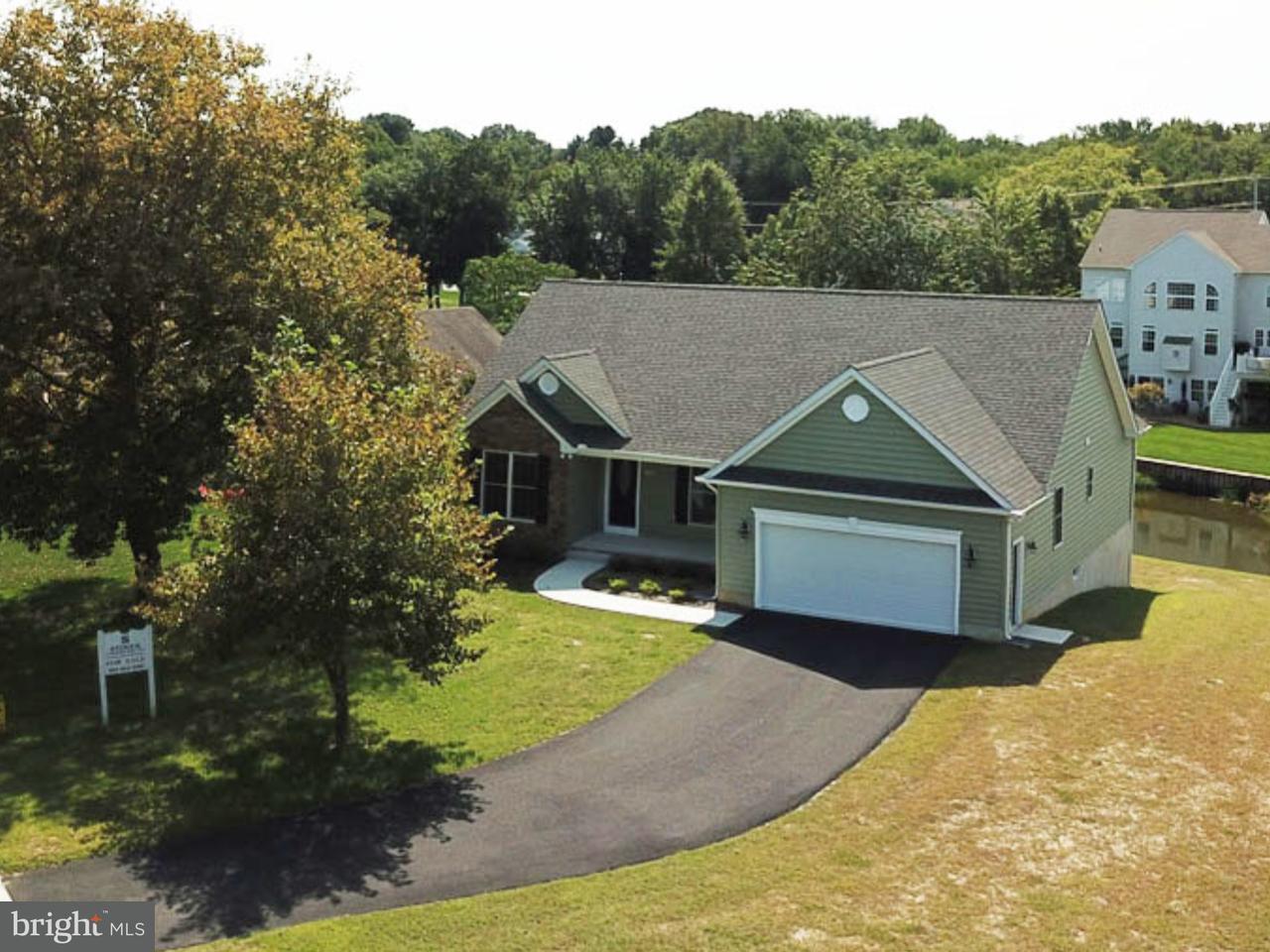 Частный односемейный дом для того Продажа на 699 OWENS BROOKE Drive Smyrna, Делавэр 19977 Соединенные Штаты