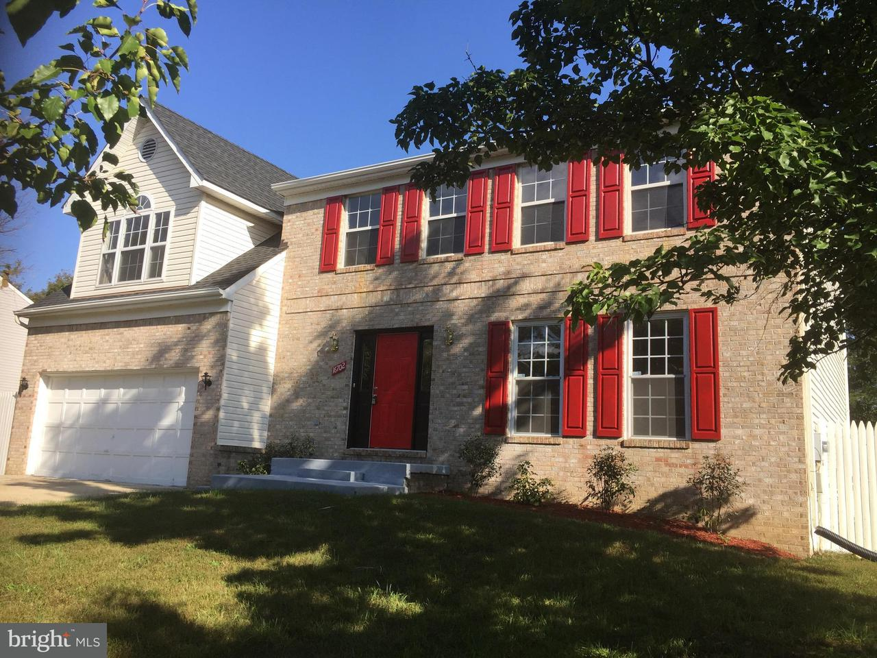 Частный односемейный дом для того Продажа на 16702 Holly Way 16702 Holly Way Accokeek, Мэриленд 20607 Соединенные Штаты